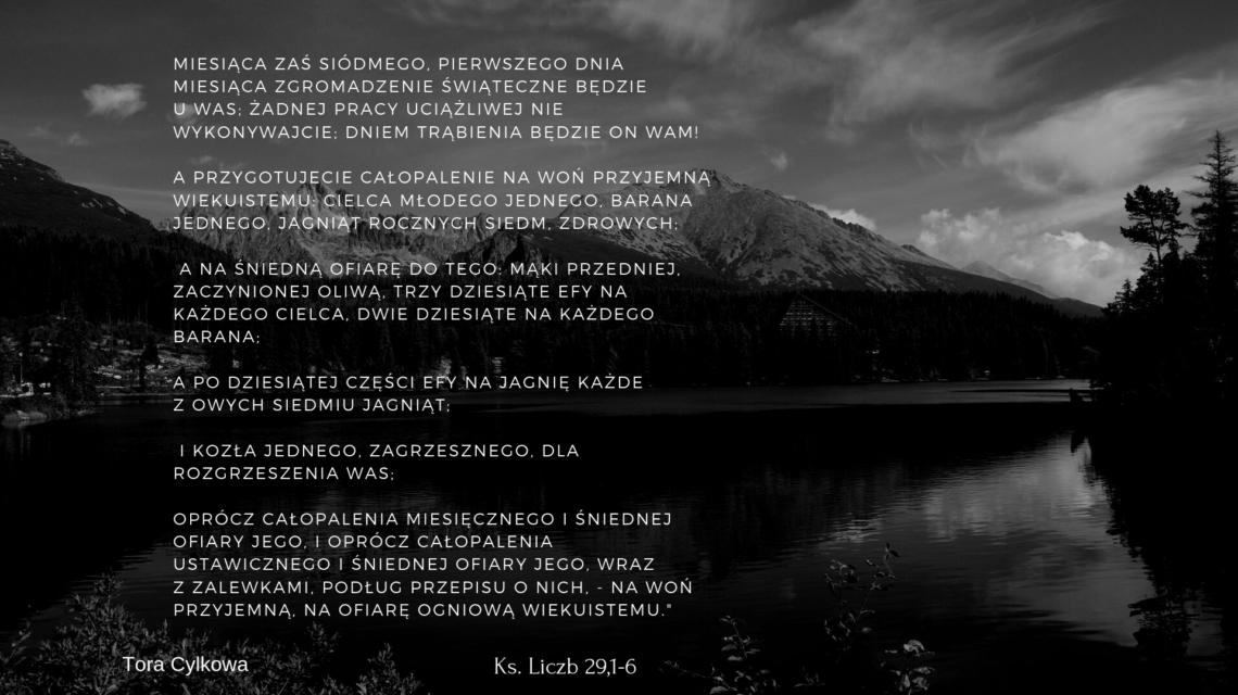Księga Liczb 29:1-6