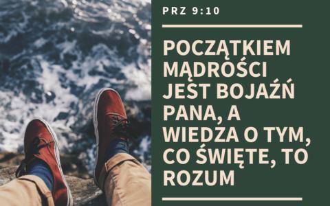 Księga Przysłów 9:10