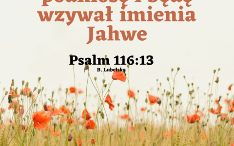 Psalm 116:13