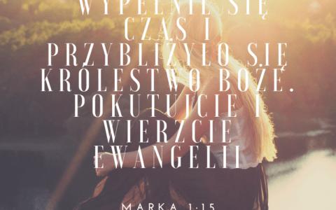Ewangelia Marka 1:15