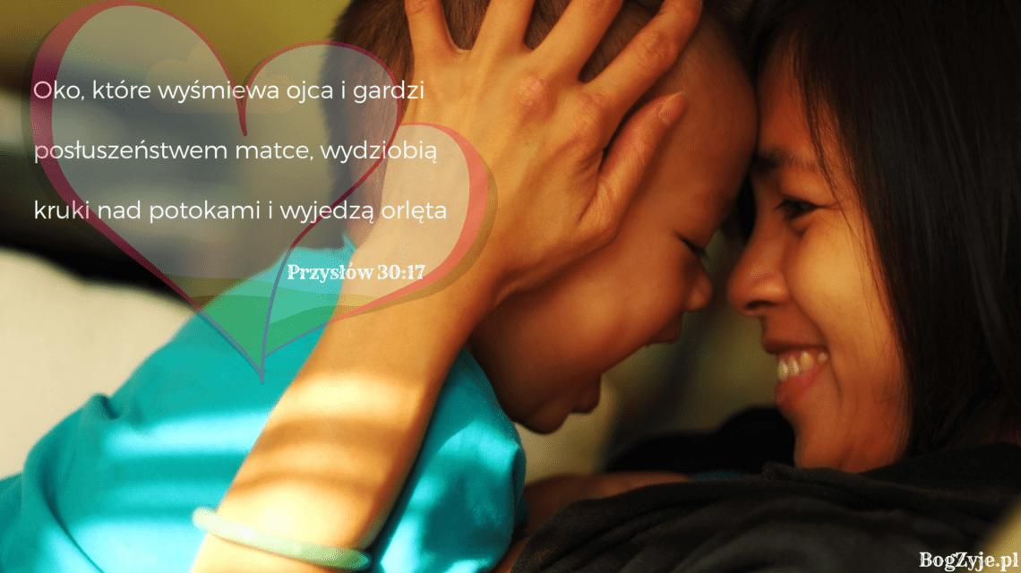 Księga Przysłów 30:17