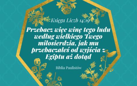 Księga Liczb 14:19
