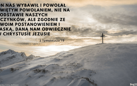 2. List do Tymoteusza 1:9