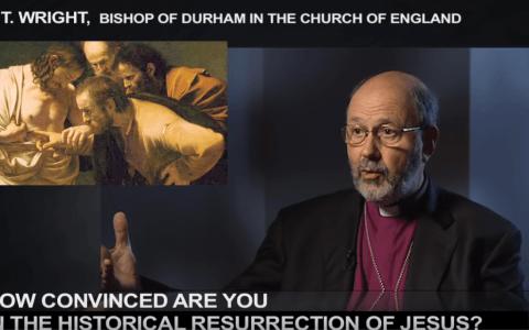 N. T. Wright o zmartwychwstaniu Jezusa