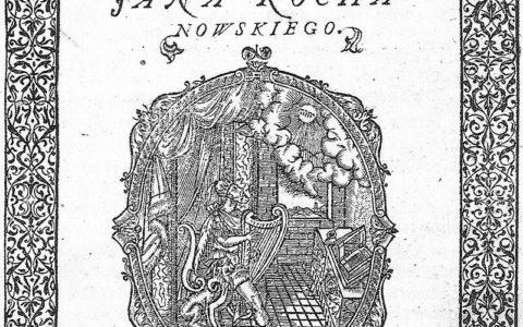 Psałterz Dawidowy przekładania Jana Kochanowskiego