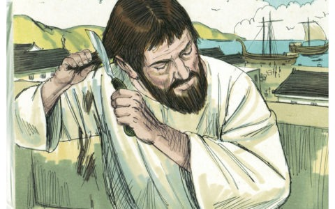 Czy apostoł Paweł był nazirejczykiem? / fot. Wikipedia