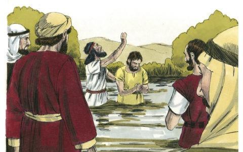 Ewangelia Mateusza 3 (skrócony komentarz) / Wikipedia / CC-BY-SA 3.0