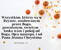List do Rzymian 1:7 [komentarze]