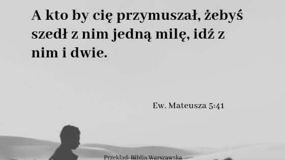 Mateusza 5:41