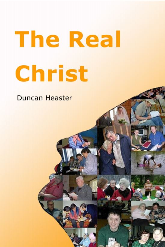 """Duncan Heaster, """"Prawdziwy Chrystus"""""""