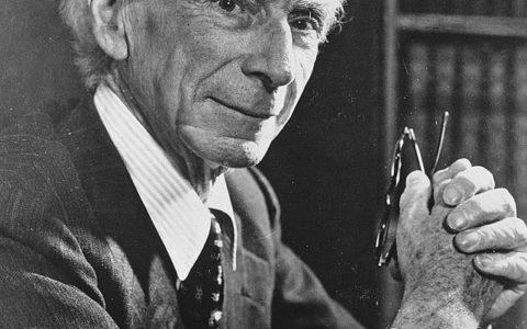 Bertrand Russell / Creative Commons CC0 1.0 Universal Public Domain Dedication.