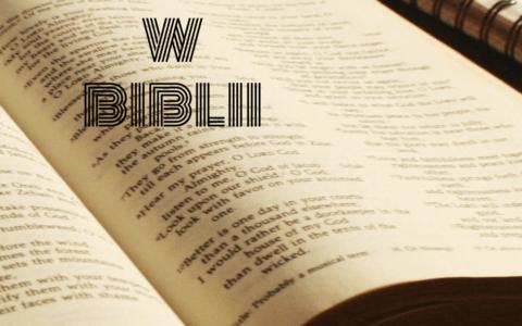 chiazmy w Biblii