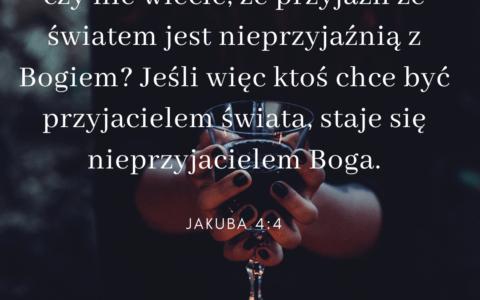 Jakuba 4:4 / Przypowieść o Synu Marnotrawnym a List Jakuba 4