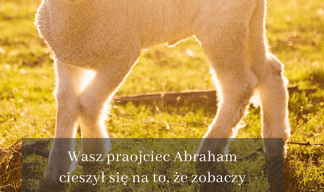 Izaak - Jezus