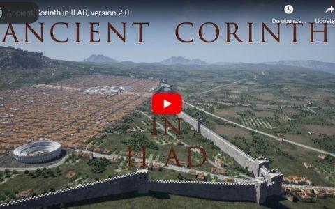 Jak wyglądał Korynt w czasach apostoła Pawła