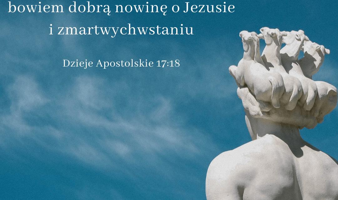 Demony w Biblii. / Dzieje Apostolskie 17:18