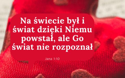 Ewangelia Jana 1:10