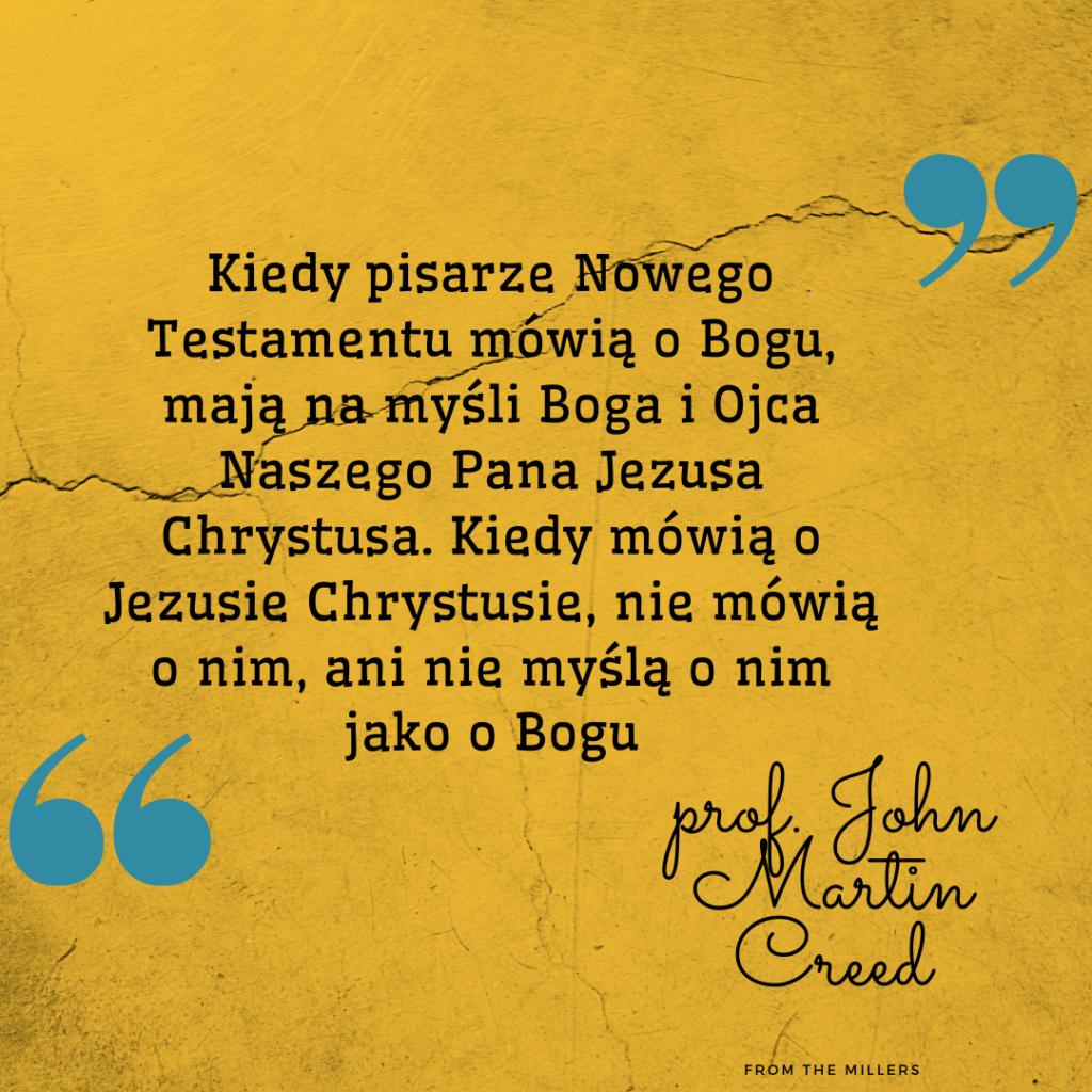 Czy wg autorów NT Jezus Chrystus jest Bogiem?
