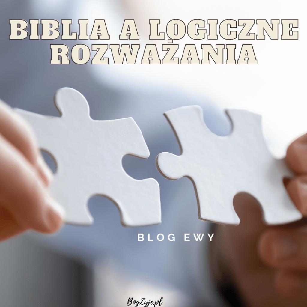 Biblia a logika