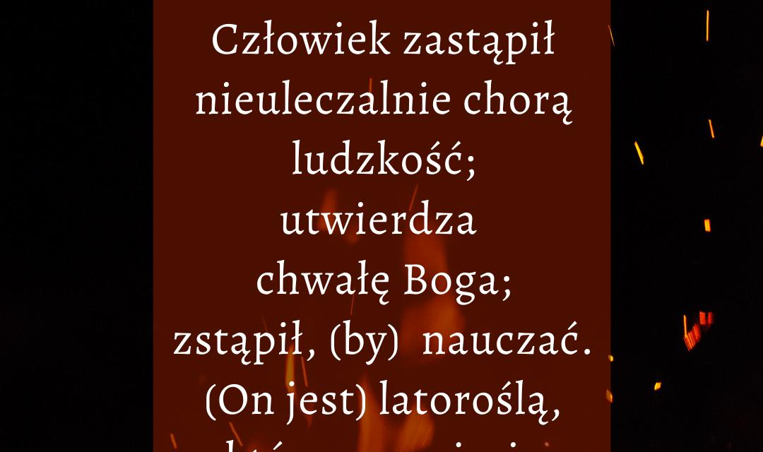 Księga Rodzaju 5 i Jezus Chrystus