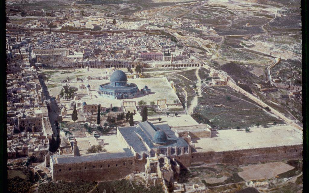 Matson Photo Service / domena publiczna / tekst: Królestwo Izraela - przeszłość i przyszłość