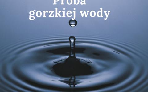 Księga Liczb 5. Próba gorzkiej wody