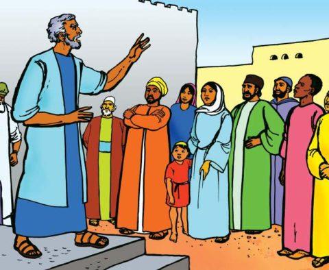 Motywacja w dziele Pańskim: List do Filipian 1:15-17