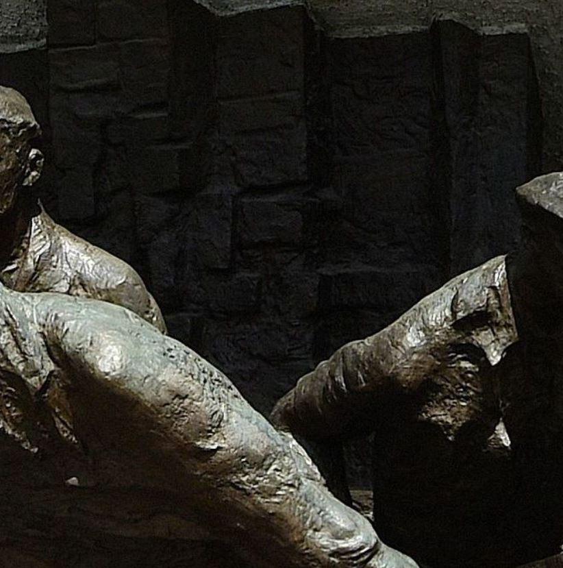 zdjęcie: Wikipedia (CC BY-SA 3.0 pl) / tekst: Bóg, który wymaga ofiar z ludzi. Krótka opowieść