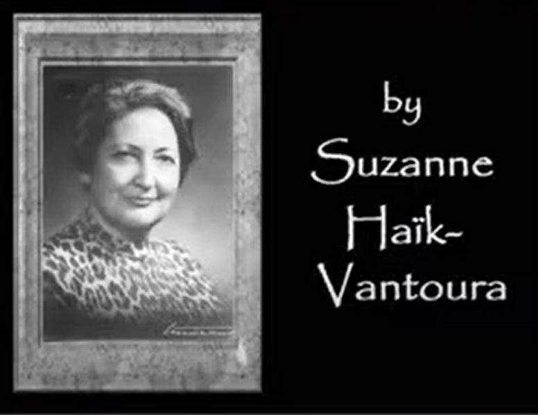 Suzanne Haïk-Vantoura / źródło foto: screen YouTube